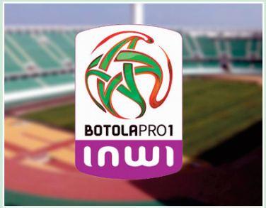 Botola Pro D1 : Une manche marquée par des scores de parité