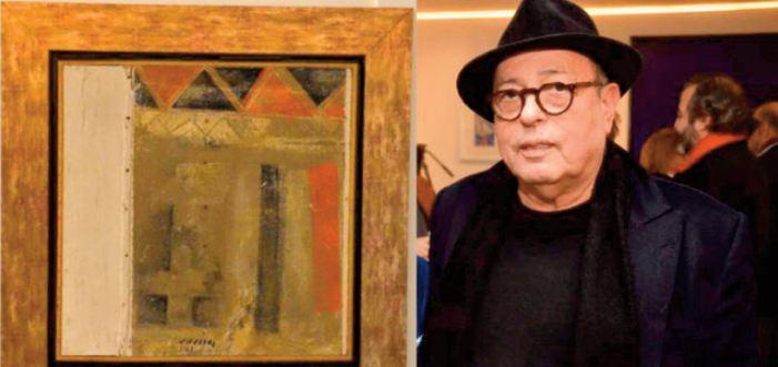 Présentation au MMVI du catalogue-exposition de l' artiste Fouad Bellamine