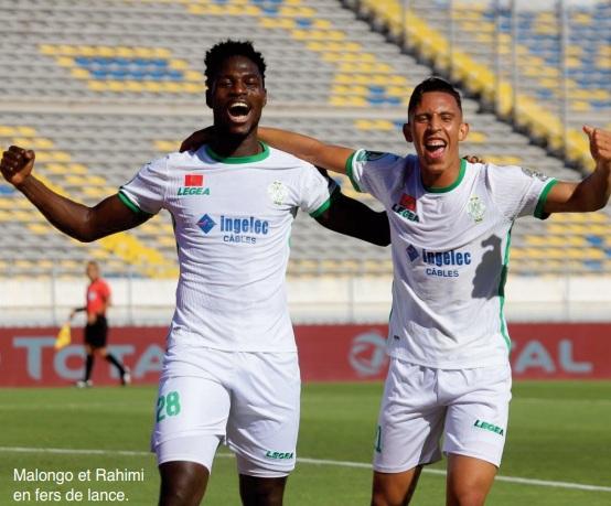 Le Raja passe avec brio le cap des quarts de la Coupe de la CAF