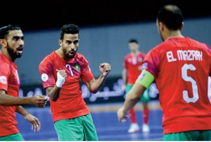 Championnat arabe de futsal: L'EN en finale