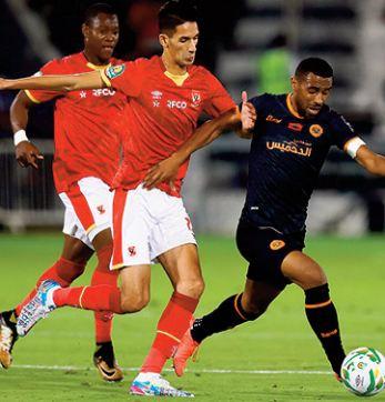 Al Ahly s'offre la RSB et la Super coupe d'Afrique