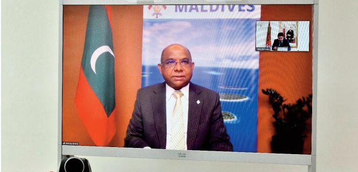 Les Maldives réitèrent leur soutien au Plan d' autonomie
