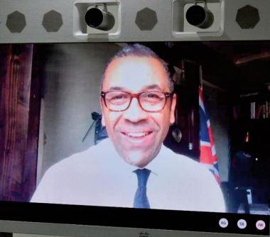 Le Maroc et le Royaume-Uni déterminés à renforcer leur partenariat