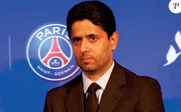 Dix ans de QSI au PSG: Nasser Al-Khelaïfi a pris de l'étoffe