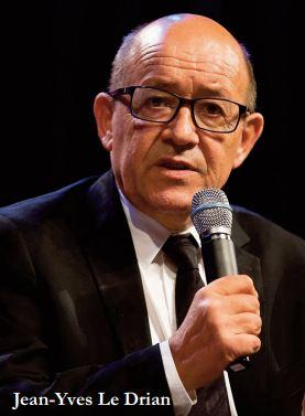 La France appelle Rabat et Madrid à l' apaisement