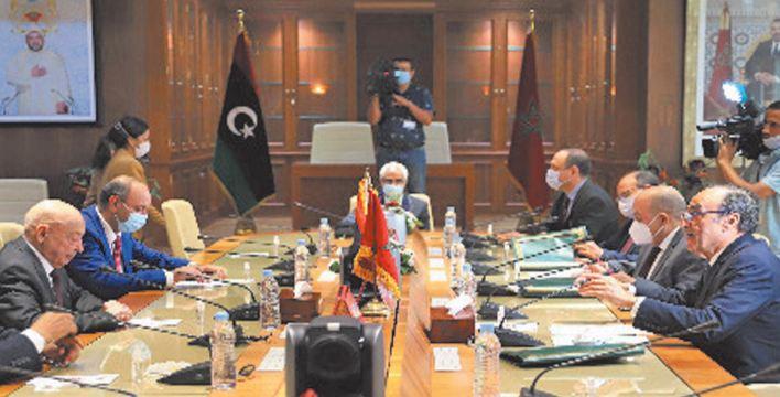 Le Maroc réaffirme son soutien au dialogue politique inter-libyen