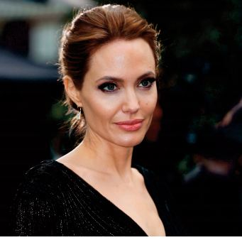 Angelina Jolie en mode pitbull avec Brad Pitt