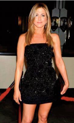 Jennifer Aniston a volé une robe