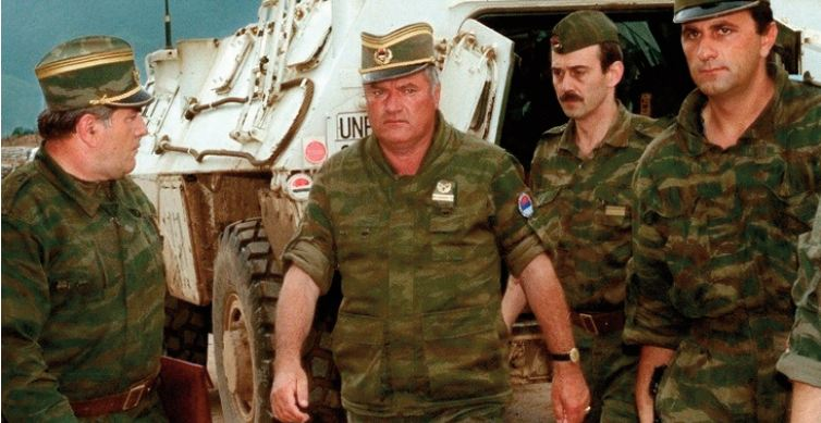 Mladic, croisé serbe devenu le symbole des atrocités de la guerre