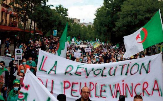 """Tous les ingrédients d' une """" explosion sociale """" sont réunis en Algérie"""