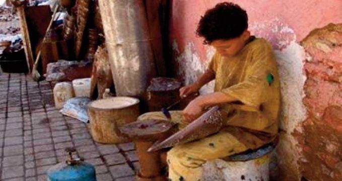 Le travail des enfants toujours préoccupant au Maroc