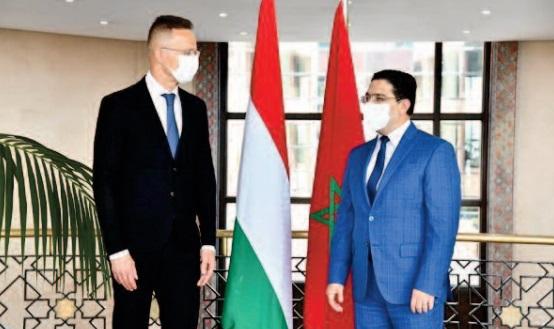 La Hongrie officialise son soutien au plan d' autonomie pour le Sahara