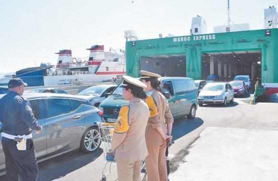 Opération Marhaba 2021: Augmentation de la capacité des lignes maritimes desservant le Maroc