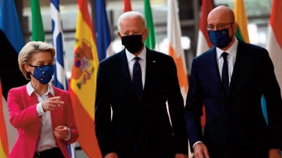 Biden et l'UE vont enterrer la hache de guerre dans le conflit Airbus-Boeing