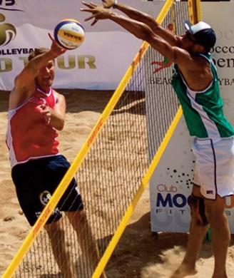 Beach-volley: Agadir fin prête pour les qualifications africaines aux JO