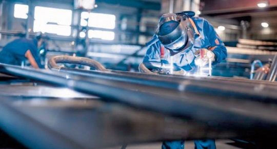 L'IPIEM hors raffinage de pétrole en hausse au premier trimestre