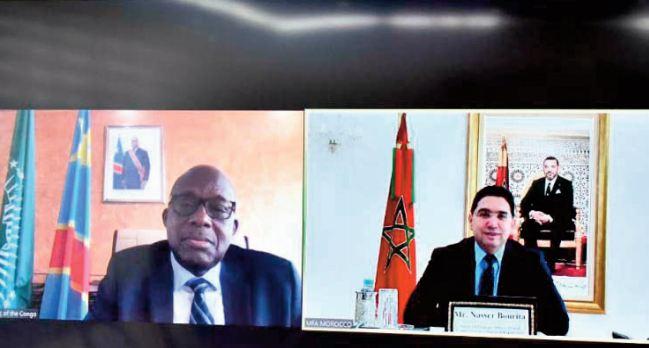 La RDC réitère son soutien à la marocanité du Sahara