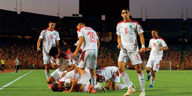 L'EN domine les EAU et passe en quarts de finale