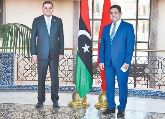 Le chef du gouvernement libyen de transition appelle à réactiver l'UMA