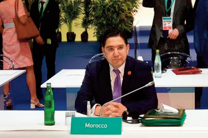 Nasser Bourita : Les terroristes prêts à coopérer avec le crime organisé et les groupes séparatistes en Afrique