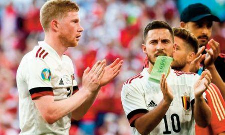 EURO 2021: De Bruyne et Hazard incertains