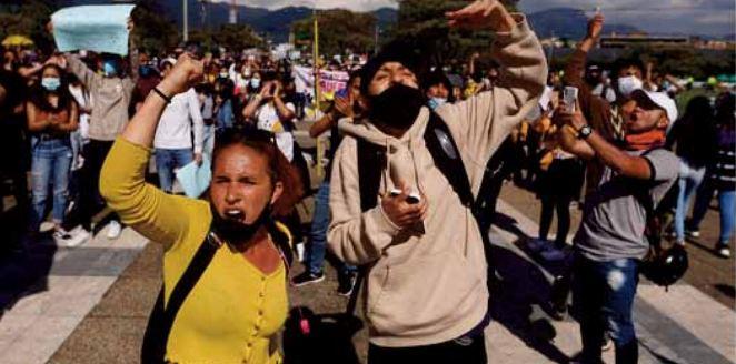 La triple crise colombienne