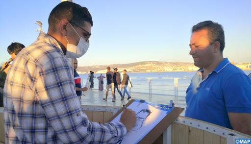 MarinaToon: L' art de la caricature s 'invite à Tanger