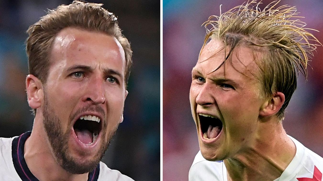 Angleterre-Danemark: L'hôte ambitieux contre l'invité surprise