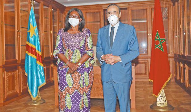 La présidente de l'APLTP en RD Congo salue l'expérience marocaine en matière de lutte contre la traite humaine