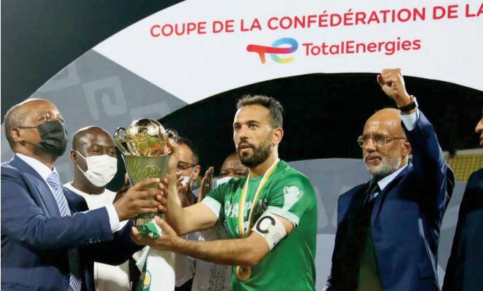 Driss Lachguar : La victoire du Raja renforce le positionnement du Maroc au niveau de l'Afrique. Ph: cafonline