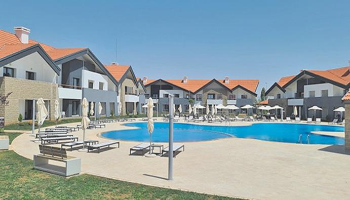 Un nouveau complexe touristique à Ifrane au profit de la famille de l' enseignement