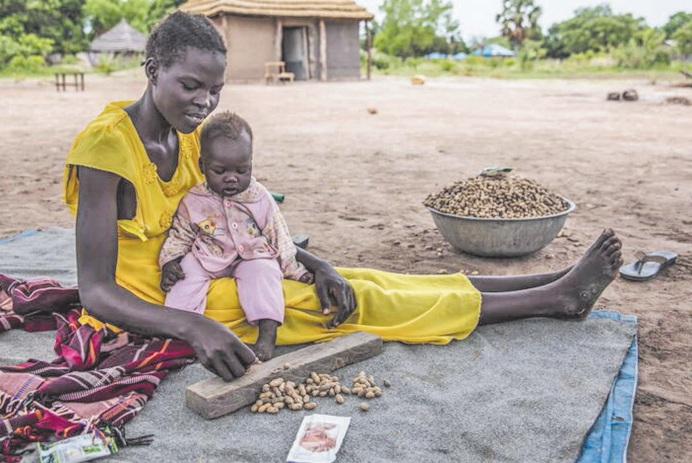 La pandémie, amplificateur de la faim dans le monde