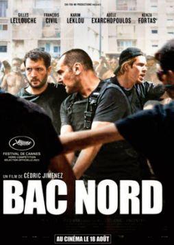 """A cannes, le réalisateur de """"Bac Nord"""" se défend d' avoir fait un film """" pro-flic """""""