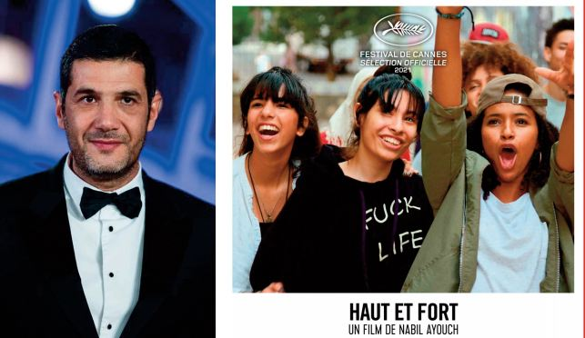 """Nabil Ayouch à Cannes, un """" rêve """" enfin devenu réalité"""