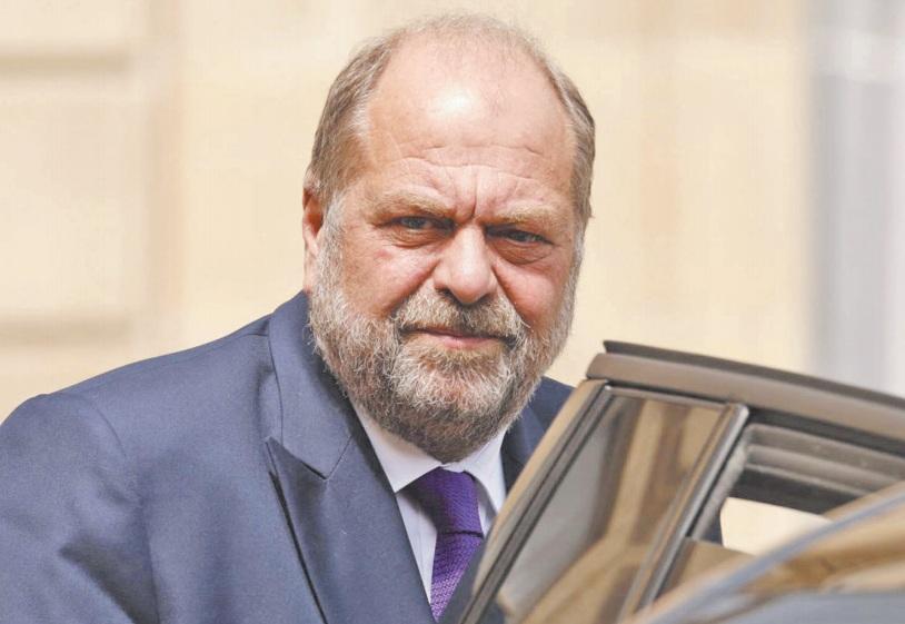 Eric Dupond-Moretti, avocat star, ministre français de la Justice, est désormais inculpé