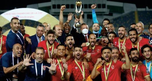 Ligue des champions: Et de 10 pour Al Ahly