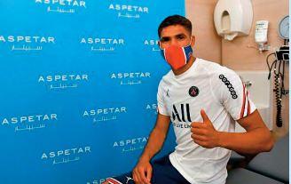 Aussitôt remis du Covid, Hakimi offre la victoire au PSG