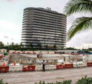 Un mois après l'effondrement d' un immeuble en Floride, les recherches touchent à leur fin