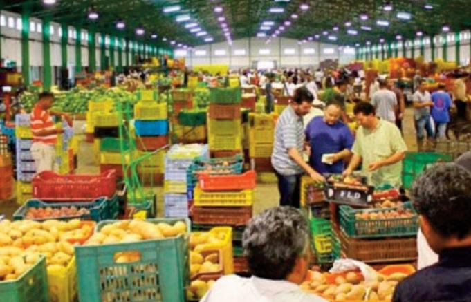 Baisse des prix des fruits, poissons et légumes
