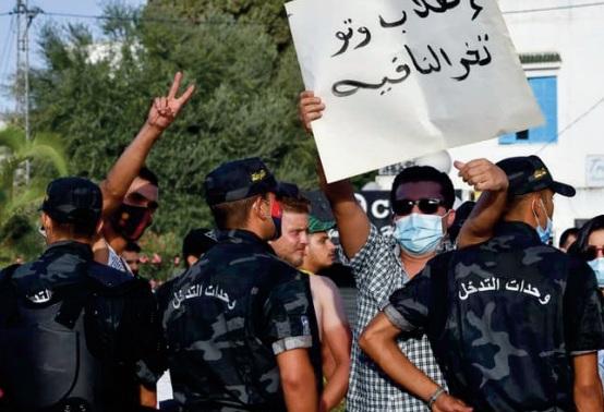 Le Premier ministre tunisien prêt à céder le pouvoir