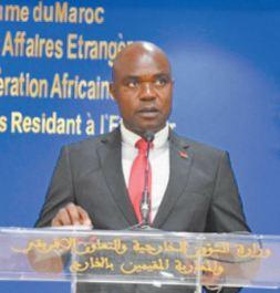 Eisenhower Nduwa Mkaka : L'ONU, cadre exclusif et consensuel pour une solution durable à la question du Sahara