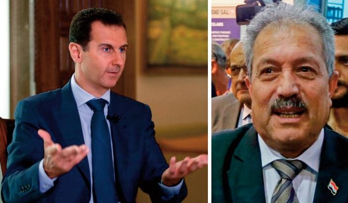 Bachar al-Assad charge le Premier ministre par intérim de former un nouveau cabinet