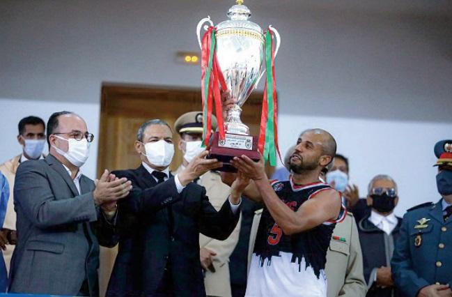 Finale de la Coupe duTrône de basketball: Le FUS s ' offre le KACM et le titre