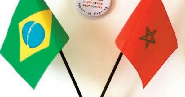 Entre le Maroc et le Brésil, la coopération continue à aller de l' avant