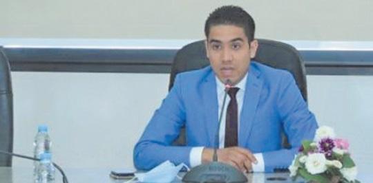 Ouverture de la 3ème session législative du Parlement Jeunesse du Maroc