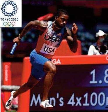 Le nouveau flop du relais 4x100 m américain