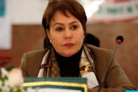 Bouchra Hajij nommée présidente de la Commission d'organisation des compétitions sportives de l'ACNOA
