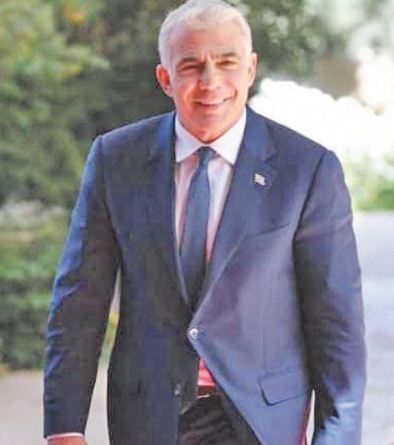 Yair Lapid : Le Maroc un leader courageux en Afrique et dans le monde arabe