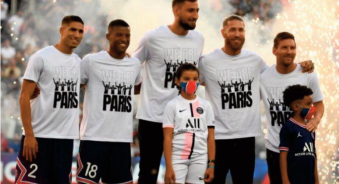 En attendant Messi, le Paris SG assure le spectacle face à Strasbourg