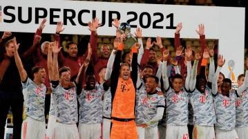 Porté par Lewandowski, le Bayern remporte la Supercoupe d'Allemagne